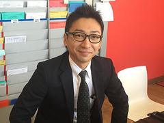 マネージャー 山田 賢太朗